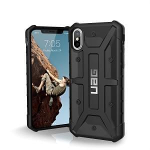 Urban Armor Gear Pathfinder Case I Schutzhülle für iPhone X / Xs I Schwarz