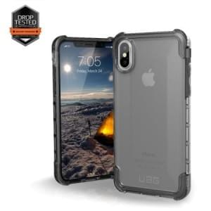 Urban Armor Gear Plyo Case I Schutzhülle für iPhone X / Xs I Ice transparent