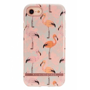 Richmond & Finch iPhone SE 2020 / 8 / 7 / 6 Cover Pink Flamingo