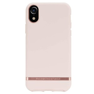 Richmond & Finch iPhone XR Cover Pink Rose