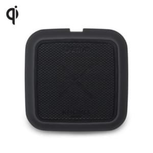 Zens x Knomo Solo Power Pad 10W | Qi | schwarz