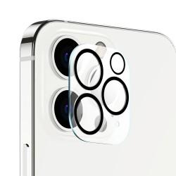 iPhone 13 Pro Max Kamera Objektiv Glas Lens Protector Transparent