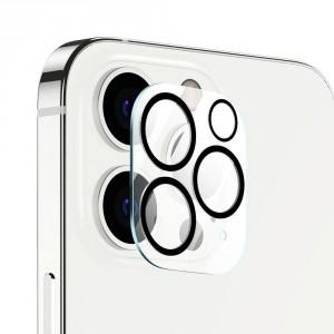 iPhone 13 Pro Kamera Objektiv Glas Lens Protector Transparent