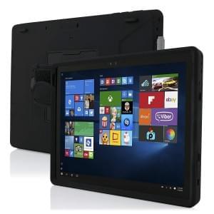 Incipio Capture Rugged Case mit Handschlaufe Schutzhülle für Microsoft Surface Pro 2017 / Pro 4 / Pro 6 schwarz