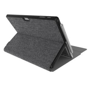 Incipio Esquire Series Folio Case | Tasche für Microsoft Surface Pro 2017 / Pro 4 | Grau
