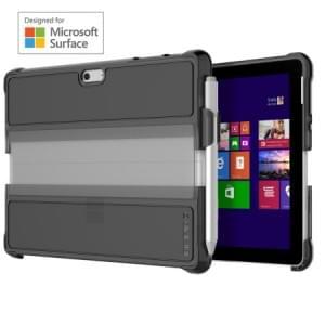 Incipio Octane Pure Schutzhülle | Microsoft Surface Go | Smoke