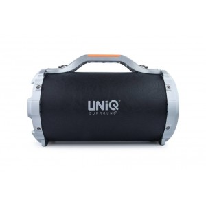 UNIQ Karaoke XL Bluetooth Lautsprecher Schwarz