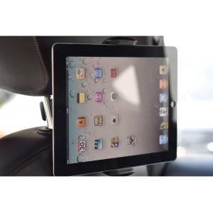 UNIQ Universal Tablet / Smartphone KFZ Halterung / Autohalter bis 24 cm Schwarz
