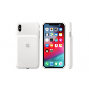 Original Apple Smart Battery Case iPhone XS Max Weiß