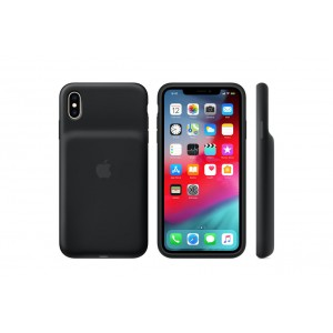 Original Apple Smart Battery Case iPhone XS Max Schwarz