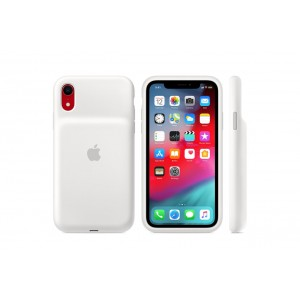 Original Apple Smart Battery Case iPhone XR Weiß