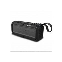 W-KING S20 Stereo Wasserdichter Outdoor Bluetooth Lautsprecher Schwarz