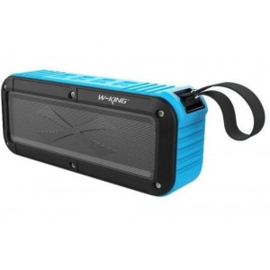W-KING S20 Stereo Wasserdichter Outdoor Bluetooth Lautsprecher Blau