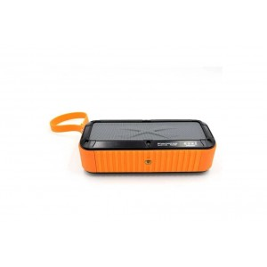 W-KING S20 Stereo Wasserdichter Outdoor Bluetooth Lautsprecher Orange
