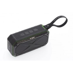 W-KING S18 Stereo Wasserdichter Outdoor Bluetooth Lautsprecher Grün