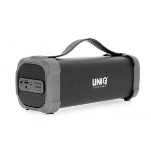 UNIQ Bar Bluetooth Lautsprecher Schwarz