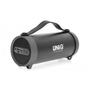 UNIQ Mini Bluetooth Lautsprecher Schwarz