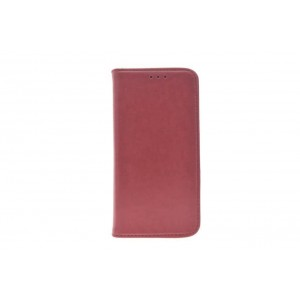 Premium Handytasche / Book Case für iPhone XS / X Rot