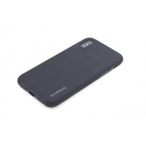 VERUS Full Body Dual Schutzhülle iPhone XS / X Schwarz
