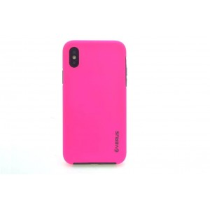 VERUS Full Body Dual Schutzhülle iPhone XS / X Pink