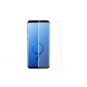 Premium Panzerglas / Tempered Glass 3D curve Rand zu Rand für Samsung Galaxy S9