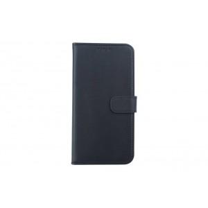Handytasche / Handyhülle Book Case für iPhone XS Max Schwarz