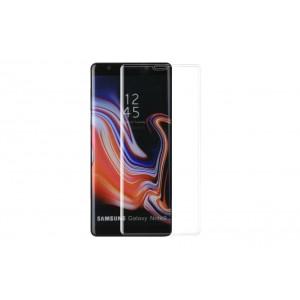 Panzerglas Folie 3D curve für Samsung Galaxy Note 9 Härtegrad 9H, Dispayschutz Rand zu Rand