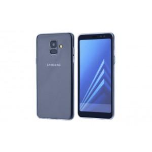 Transparent Handyhülle TPU für Samsung Galaxy A6 2018
