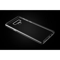 Ultra Slim TPU Case / Hülle für Samsung Galaxy Note 9 Transparent