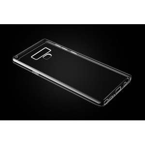Ultra Slim TPU Case / Hülle für Samsung Galaxy Note 10+ Plus Transparent