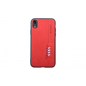 Remax Hülle / Backcover für iPhone XR Rot