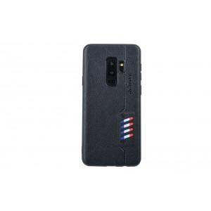 Remax Hülle / Backcover für Samsung Galaxy S9 Plus Schwarz