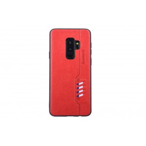 Remax Hülle / Backcover für Samsung Galaxy S9 Plus Rot