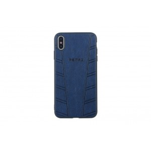Remax Hülle / Hard Case für iPhone XS Max Blau
