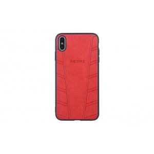 Remax Hülle / Hard Case für iPhone XS Max Rot