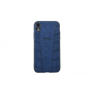 Remax Hülle / Hard Case für iPhone XR Blau