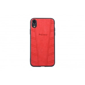 Remax Hülle / Hard Case für iPhone XR Rot