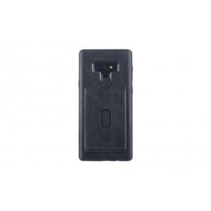 UNIQ Card Case / Hülle für Samsung Galaxy Note 9 Schwarz