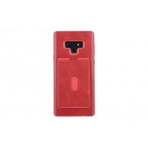 UNIQ Card Case / Hülle für Samsung Galaxy Note 9 Rot