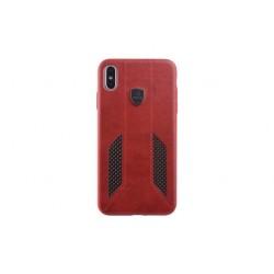 UNIQ Hülle / Backcover für iPhone XS Max Rot