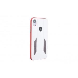 UNIQ Hülle / Backcover für iPhone XR Weiß