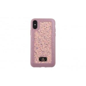 UNIQ Glamour Case / Hülle für iPhone XS / X Pink