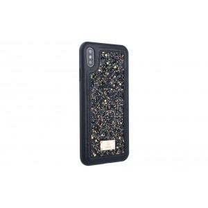 UNIQ Glamour Case / Hülle für iPhone XS Max Schwarz