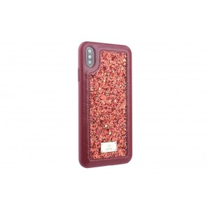 UNIQ Glamour Case / Hülle für iPhone XS Max Rot