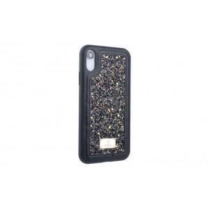UNIQ Glamour Case / Hülle für iPhone XR Schwarz