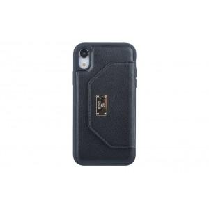UNIQ Card Case / Hülle für iPhone XR Schwarz
