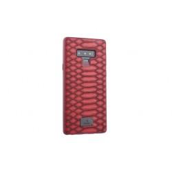 UNIQ Case / Hülle für Samsung Galaxy Note 9 Design: Schlange Rot