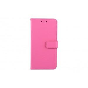 Handytasche / Handyhülle Book Case für iPhone XS Max Pink