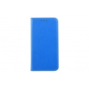 Premium Handytasche / Book Case für iPhone XS Max Blau