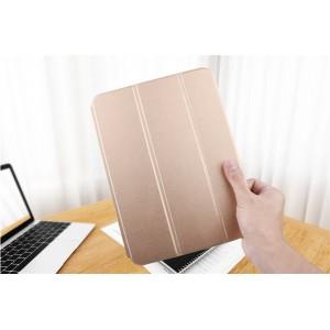 """Book Case Tablet Tasche für iPad Pro 11"""" mit Standfunktion Gold"""
